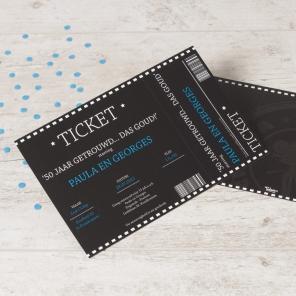 Ticket kaartje
