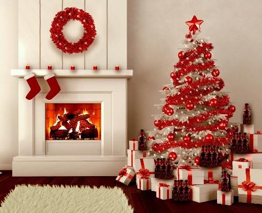 Kerstdecoraties Met Rood : Je kerstboom versieren het mag iets meer zijn! tadaaz blog