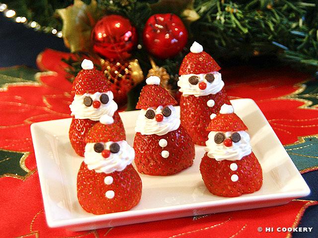 Kersthapjes voor instant feestgevoel for Menus originaux faciles