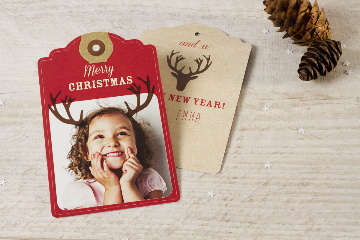 5 idee n voor hartverwarmende foto s op je kerstkaarten - Origineel foto kind ...
