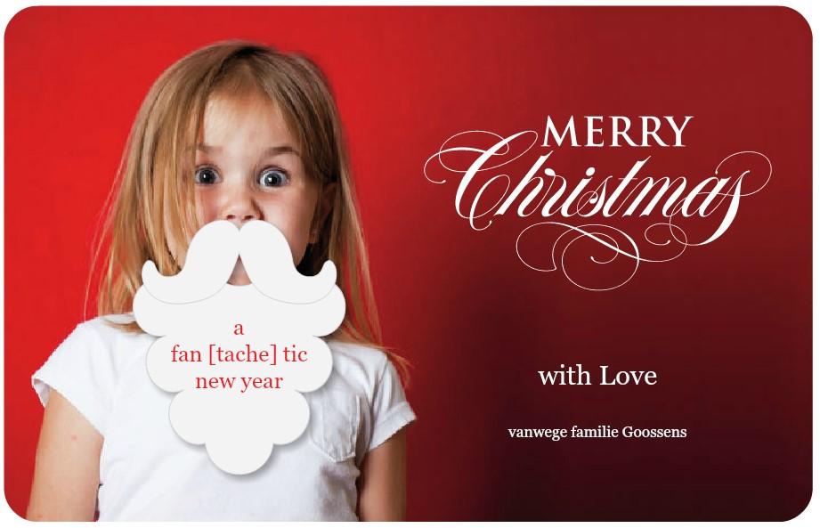 Goedkope kerstkaarten online versturen