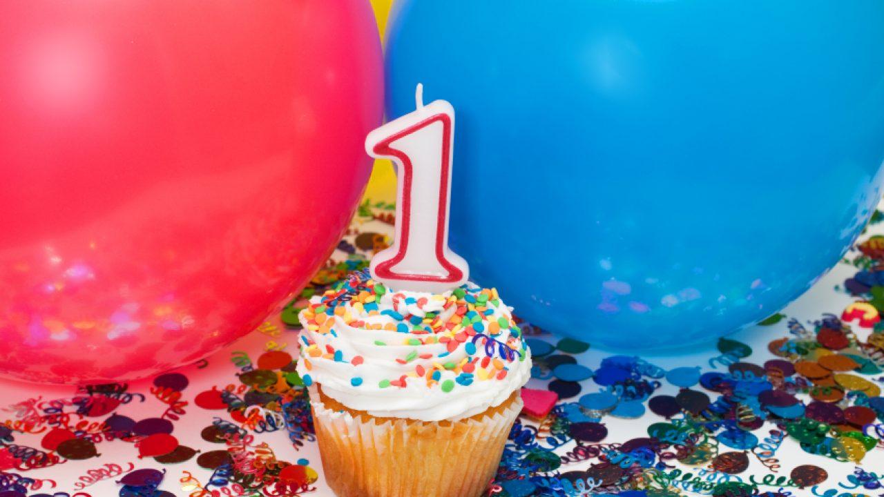 Uitgelezene De eerste verjaardag van je baby: een feest om nooit te vergeten! YW-29