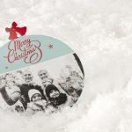 originele kerstkaarten maken kerstbal