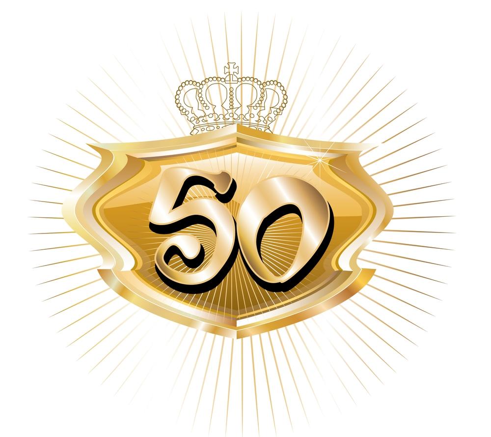 Abraham & Sarah, De Mijlpaal Van 50 Verjaardagen Bereikt