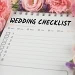 Met onze huwelijkschecklist blijf je de trouwstress de baas
