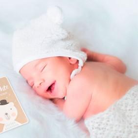 De mijlpalen van jouw baby vereeuwigen met de Tadaaz ' Little Cards for Happy Moments'