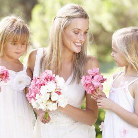 Welke look kies je voor de bruidskindjes?